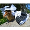Summer Polka Dots Designer Small Dog Dress