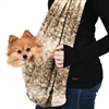 Peluche Plush Snuggle Sling Dog Carrier | Bambi