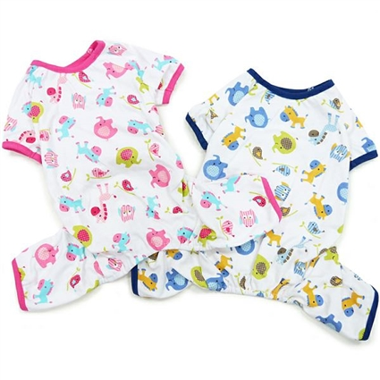 Dog Pajamas | Zoo Animals