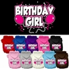 Birthday Girl Balloons Dog Hoodie