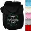 Dog clothes | Happy St. Patrick's Day Dog Hoodies