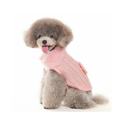 Cashmere Blend Luxury Designer Dog Sweater