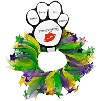 Mardi Gras Pet Smoochers