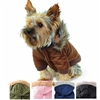 Pocket Parka Small Dog Winter Coat