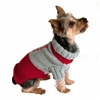Blitzen Ribbed Neck Dog Sweater | The Doggie Market