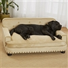 Luxury Large Dog Sofa Bed | Micro Velvet