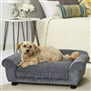 Velvet Luxury Dog Sofa Bed