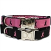 Cancer Awareness Dog Collar