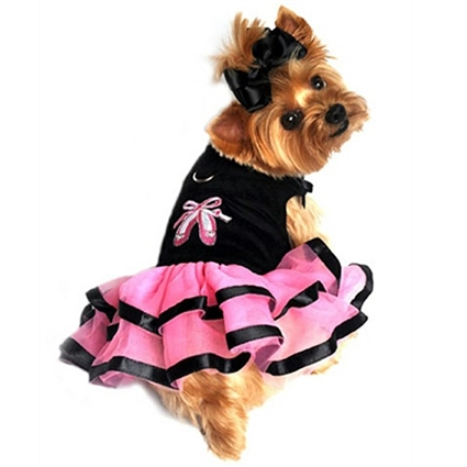 My Little Ballerina Tutu Dog Halloween Costume