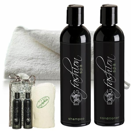 Spa Day Dog Gift Set