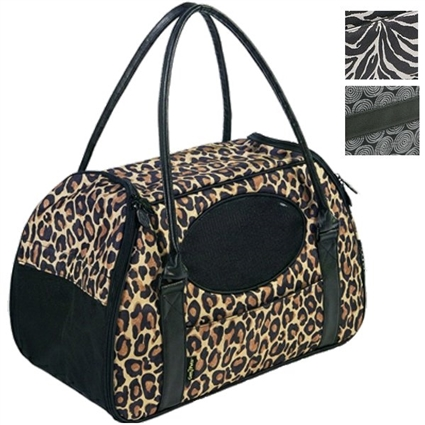 Carry-Me Deluxe Pet Tote Carrier