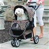 Cheetah Promenade Dog Pet Stroller