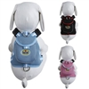 Mesh Small Dog Harness with Pouch