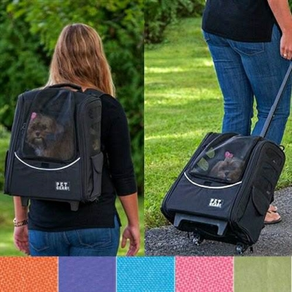 I-GO2 Escort Roller Dog Cat Pet Carrier