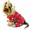 Flannel Dog Pajamas | Winter Bears