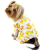 Small Dog Pajamas | Yellow Ducky