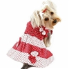 Polka Dots Small Dog Sundress