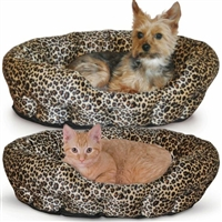 Dog or Cat Bed | Self Warming Nuzzle Nest