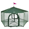 Outdoor Cat Enclosure | Kittywalk Gazebo