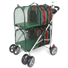 Kittywalk Double Decker Dog Pet Stroller - KWPSDD100