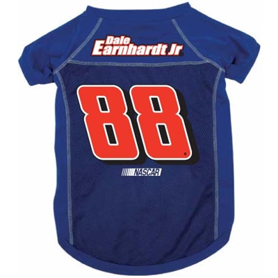 Dale Earnhardt Jr. NASCAR dog jersey