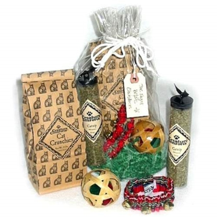Cat gifts | Night Before Christmas Gift Set for Cats