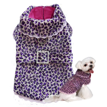 Roxie City Designer Dog Coat