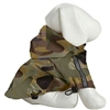 Camouflage Small Dog Raincoat