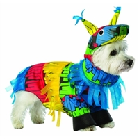 Mexican Pinata Dog Halloween Costume