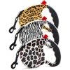 Retractable Dog Leash | Wild Side Animal Print