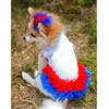 Independence Day Patriotic Dog Dress