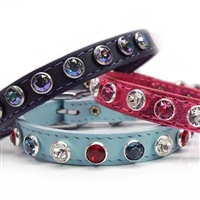 Itty Bitty Kitten Bling Collars | Custom