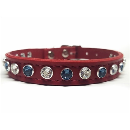Little American Small Dog Cat Collar