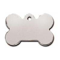 Dog ID Tags | Chrome Bone  | Personalized