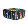 Martingale Greyhound Dog Collar | Geometric Giraffe