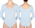 Baltogs Custom Made Adult Nylon Long Sleeve Leotard