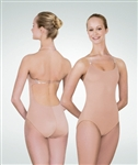 Body Wrappers Girls' UNDER WRAPS Leotard