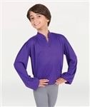 Body Wrappers Youth Long Sleeve Performance Shirt