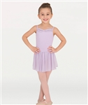 Princess Aurora Camisole Velvet Bodice Leotard With Tutu by Body Wrappers