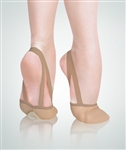Body Wrappers Adult Twyla totalSTRETCH Canvas Half Sole - You Go Girl Dancewear