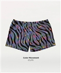 Body Wrappers Color Movement Hot Shorts