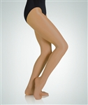 Body Wrappers Women's Plus Shimmer Footed Tights - You Go Girl Dancewear