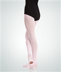 Body Wrappers Girls' Value Convertible Dance Tights - You Go Girl Dancewear