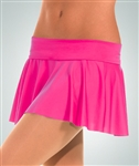 Body Wrappers MicroTECH Girls Athletic Skirt