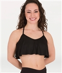 Body Wrappers MicroTECH Active Adult Racerback Bra - You Go Girl Dancewear