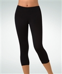 Body Wrappers Adult Crop Pant