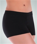 Body Wrappers Custom Colors Dance Shorts - You Go Girl Dancewear