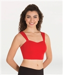 Body Wrappers Adult Pro Wear Camisole Crop Bra  - You Go Girl Dancewear