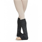 "Harmonie 18"" Metallic Sheen Leg Warmers - You Go Girl Dancewear"