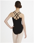 Capezio Double Strap Adult Camisole Leotard - You Go Girl Dancewear